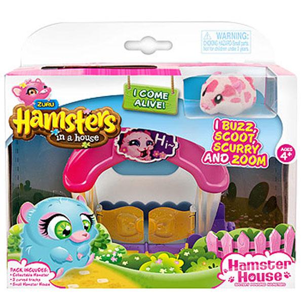 Hamsters mala kuća 13646 - ODDO igračke