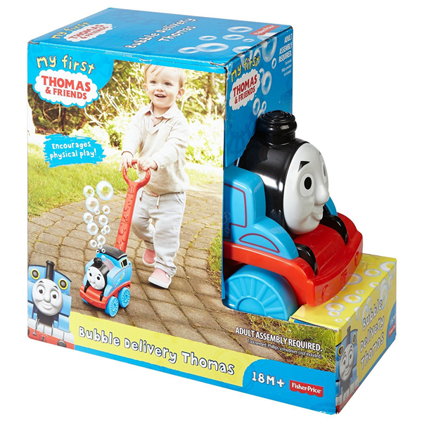 Fisher Price mašina za balončiće Thomas and Friends DGL03 - ODDO igračke