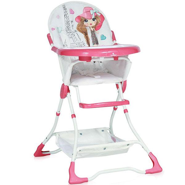 Stolica za hranjenje BonBon Pink Girl 10100311829 - ODDO igračke