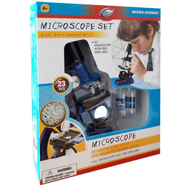 Mikroskop 23 dela Eastcolight 21351 - ODDO igračke