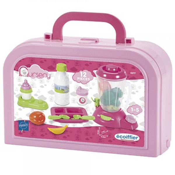 Set za hranjenje bebe Ecoiffier SM002877 - ODDO igračke