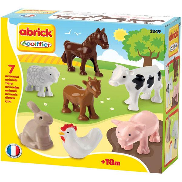 Životinje sa farme Ecoiffier SM003249 - ODDO igračke