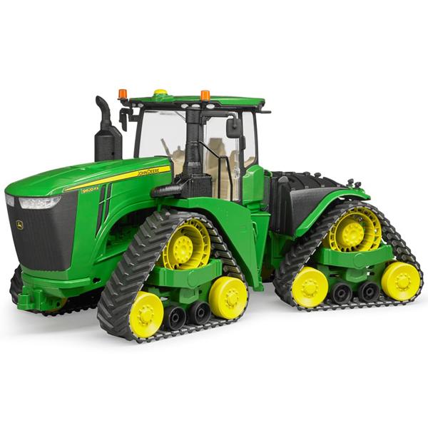 Traktor Bruder guseničar John Deere 9620RX 040550 - ODDO igračke