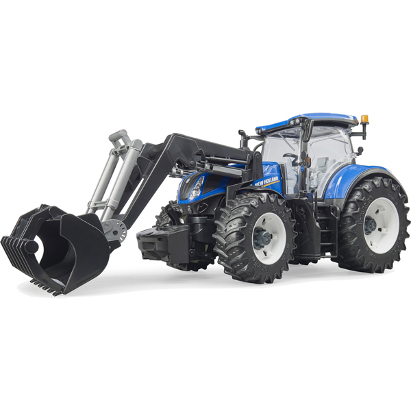 Traktor Bruder New Holland T7315 sa utovarivačem 031213 - ODDO igračke