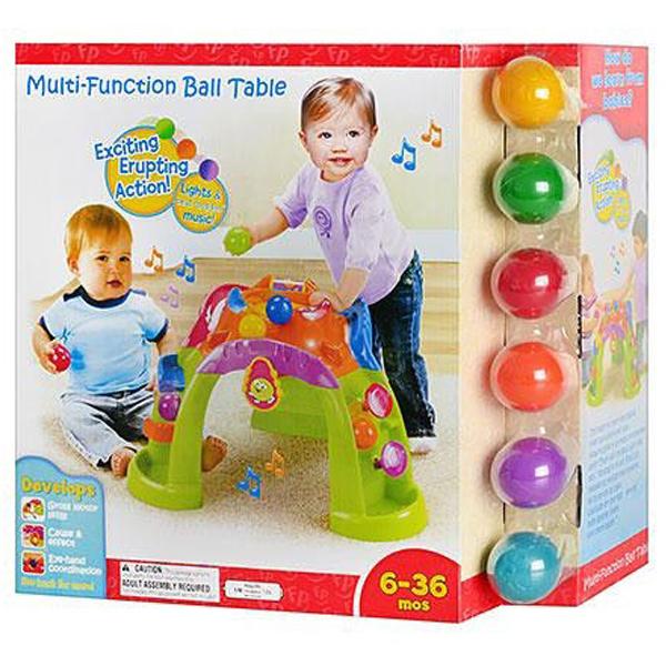 Muzički sto sa lopticama 63510 - ODDO igračke
