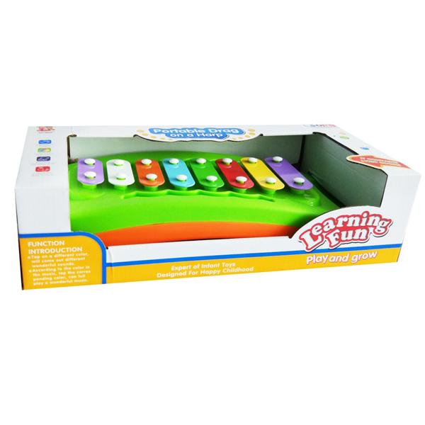 Metalofon u kutiji 9905 306506 - ODDO igračke