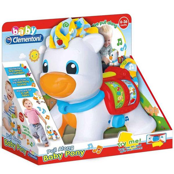 Interaktivni Pony Clementoni CL17229 - ODDO igračke