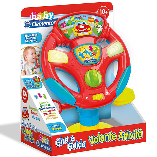 Volan Aktiviti Clementoni CL17241 - ODDO igračke
