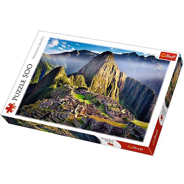 Trefl puzzla Historic sanctuary of Machu Picchu 500pcs 37260  - ODDO igračke