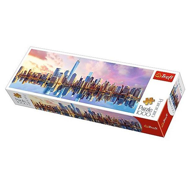 Trefl Puzzla Panorama Manhattan 1000pcs 29033 - ODDO igračke