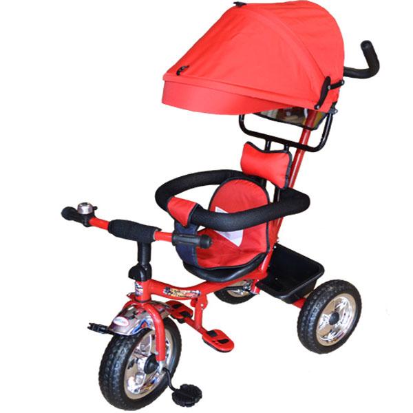 Tricikl sa tendom i ručkom TS5015 064464 - ODDO igračke