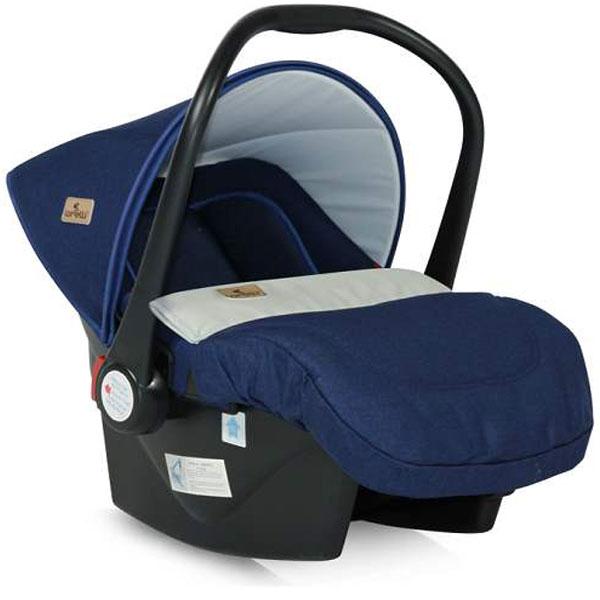 Auto sedište za decu od 0-13kg Lifesaver Blue 10070301842 - ODDO igračke