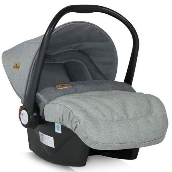 Auto sedište za decu od 0-13kg Lifesaver Grey 10070301843 - ODDO igračke