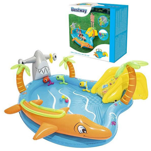 Bazen Sea Life Play centar Bestway 53067 - ODDO igračke