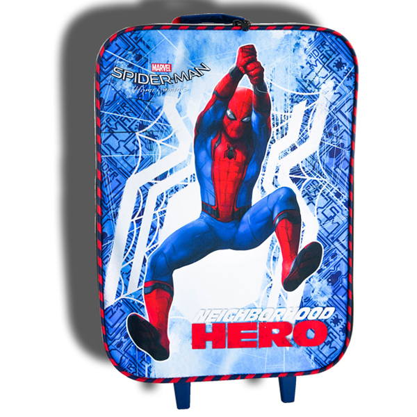 Kofer Spiderman Hero TB11 316342 - ODDO igračke