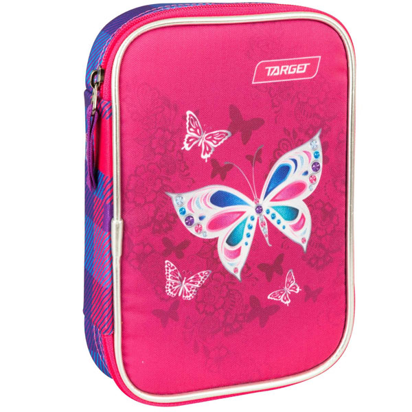 Pernica Target puna Multi Butterfly Pink 21846 - ODDO igračke