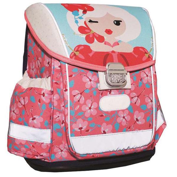 Školske torbe Lil Ledy Hibiscus anatomske G4189078 - ODDO igračke
