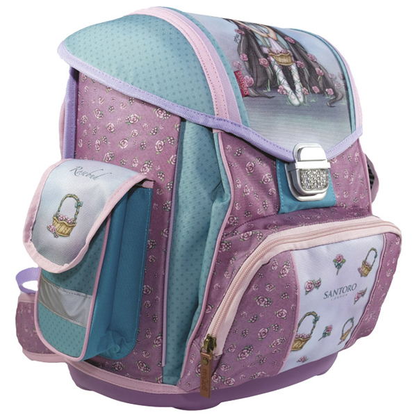 Gorjuss đačka anatomska torba Rosie G4193004 - ODDO igračke