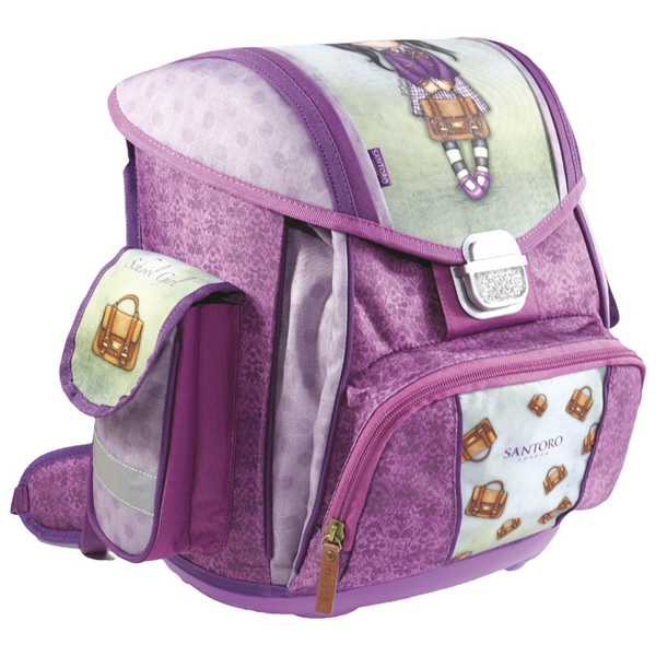 Gorjuss đačka anatomska torba School Girl G4193005 - ODDO igračke