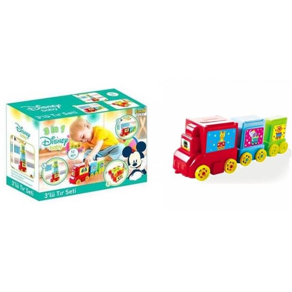Set za bebe kamioni 3 u 1 FR55474 - ODDO igračke
