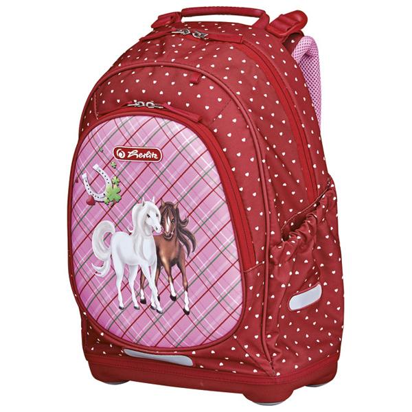 Ranac đački anatomski Bliss Horses Herlitz 50008131 - ODDO igračke