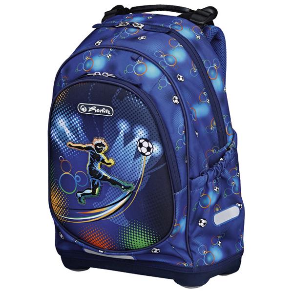 Ranac Herlitz Bliss Soccer Anatomski 50008124 - ODDO igračke