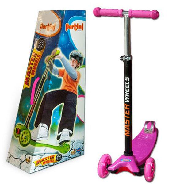 Trotinet Master Wheels roze P-0282 - ODDO igračke