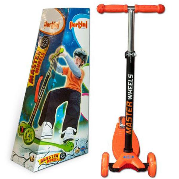 Trotinet Master Wheels narandžasti Pertini P-0282 - ODDO igračke
