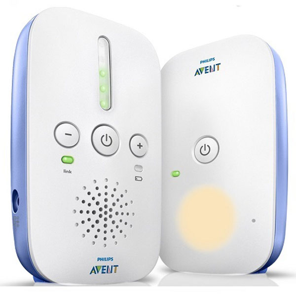 Alarm za Bebe Baby Monitor Dect SCD501/00 - ODDO igračke