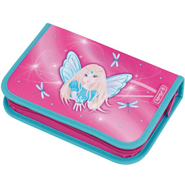 Pernica Herlitz puna 1zip 2preklopa Fairy 50008346 - ODDO igračke