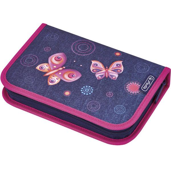 Pernica Herlitz puna 1zip 2preklopa Butterfly Dreams 50008339 - ODDO igračke