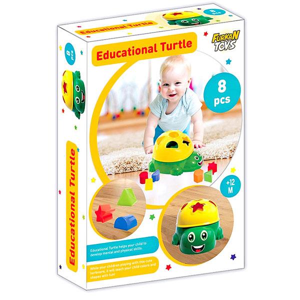Set za bebe edukativna kornjača FR55801 - ODDO igračke