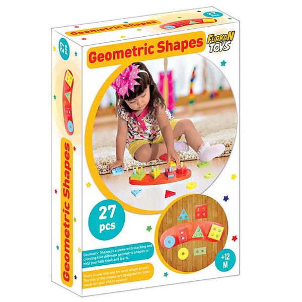 Set za bebe geometrijski oblici FR55832 - ODDO igračke