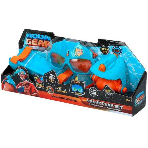 Set za vodenu borbu Aqua Gear EL709127 - ODDO igračke
