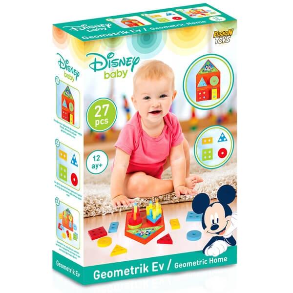 Set za bebe geometrija - kućica FR55825 - ODDO igračke