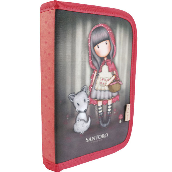 Pernica Gorjuss puna 1zip 2preklopa Little Red Riding Hood G4393028 - ODDO igračke