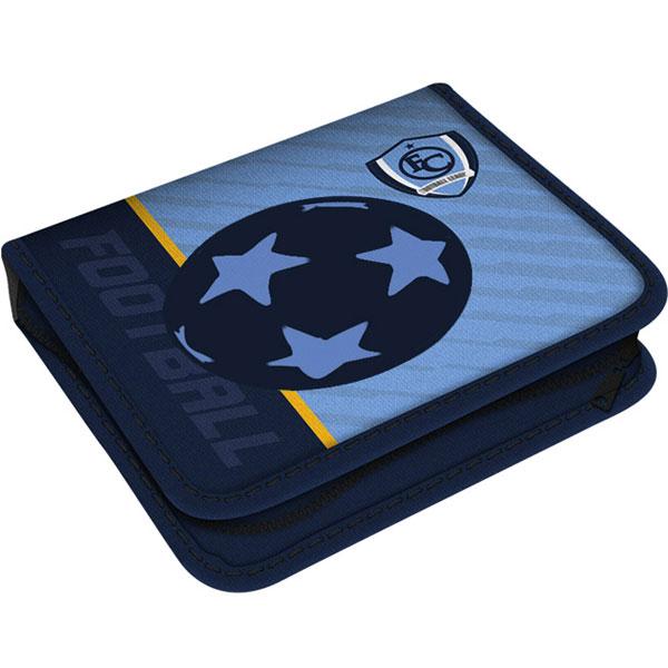 Pernica puna 1zip 2preklopa Football Team 1B 18.Connect plavi 611382 - ODDO igračke