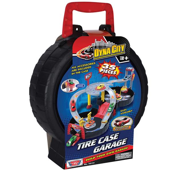 Auto garaža Motor Max 25/78131 - ODDO igračke