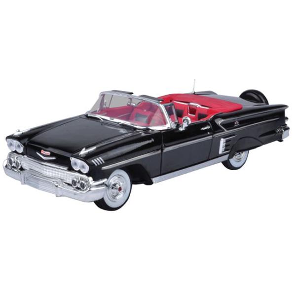 Motor Max 1:18 1958 Chevrolet Impala 25/73112TC - ODDO igračke