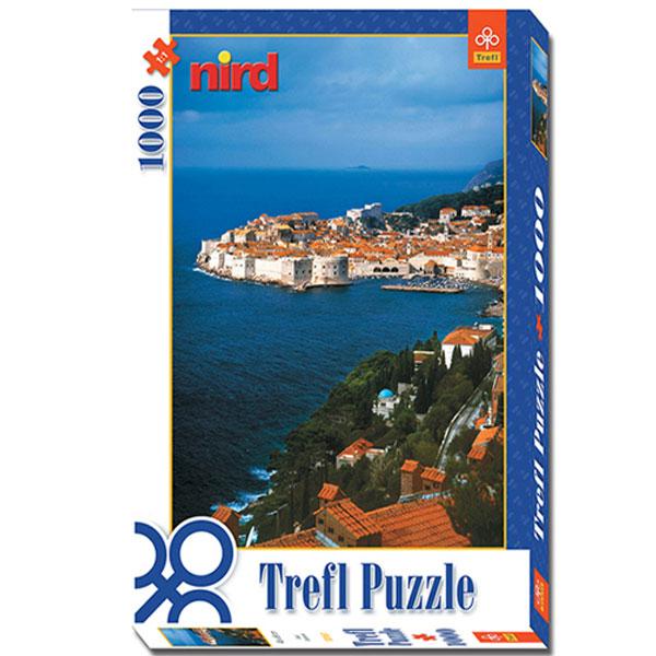 Trefl puzzla Dubrovnik 1000pcs 10161 - ODDO igračke