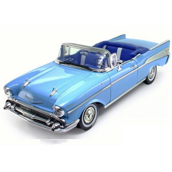 Motor Max 1:18 1957 Chevy Bel Air 25/73175TC - ODDO igračke