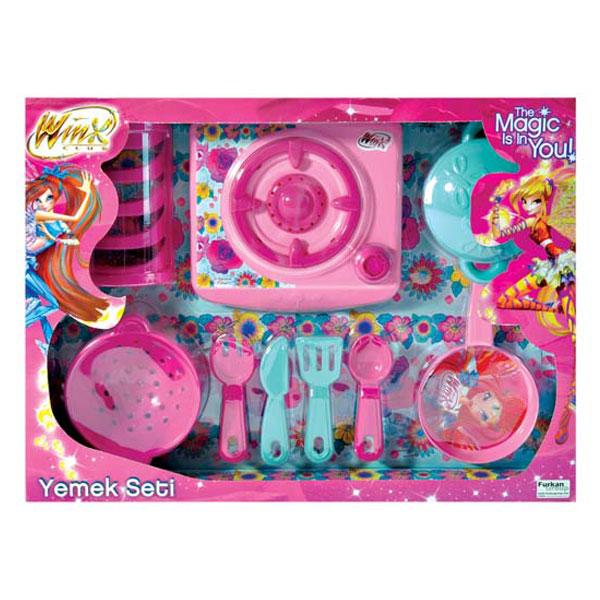 Kuhinjski set Winx FR55306 - ODDO igračke