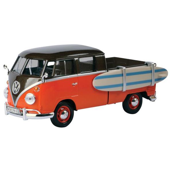 Motor Max Kombi Volkswagen Pickup with surfboard 1:24 25/79560 - ODDO igračke