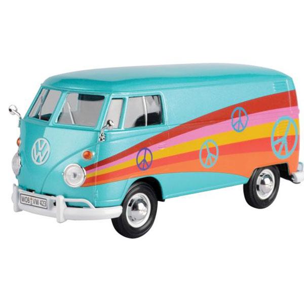 Motor Max Kombi Volkswagen Delivery Van flower 1:24 25/79583 - ODDO igračke