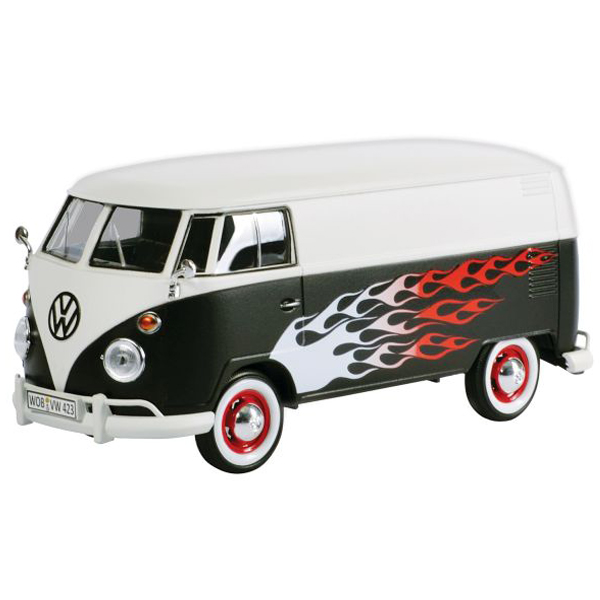 Motor Max Kombi Volkswagen Delivery Van Hot Road 1:24 25/79566 - ODDO igračke