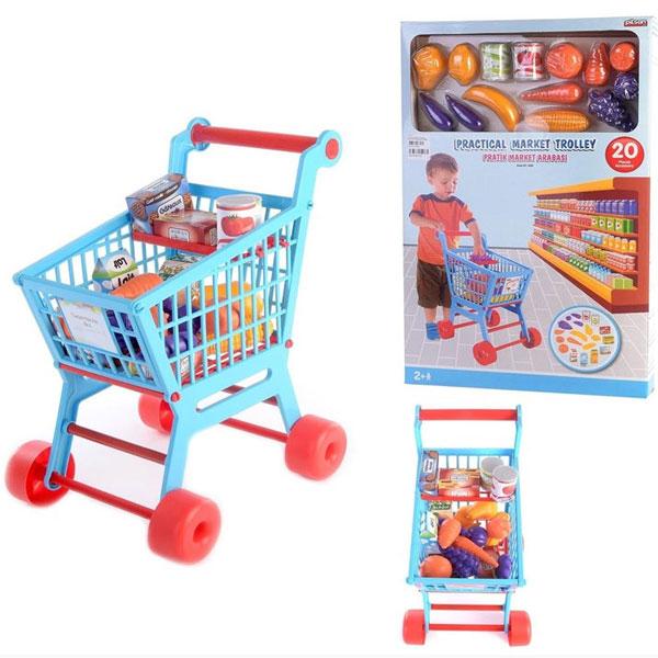 Market kolica 076084 - ODDO igračke