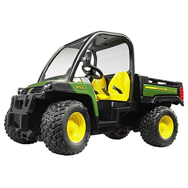 John Deere Gator XUV 855D Bruder 024918 - ODDO igračke