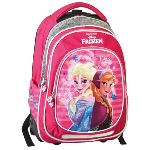 Trolley školski ranac sa točkićima Frozen Pink kingdom 322006 - ODDO igračke