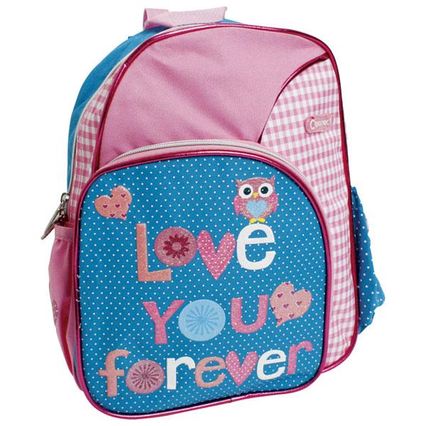 Ranac za vrtić Love You Forever 15.Connect roze-zeleni 305654 - ODDO igračke