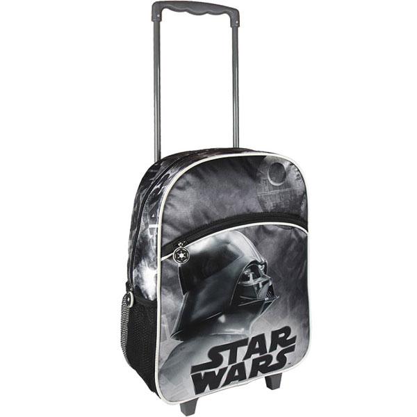Ranac đački sa točkićima Star Wars Cerda 2100001875 - ODDO igračke